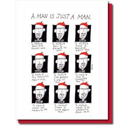 man-red